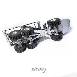 1/14 66 RC Hydraulic Articulated Dump Truck A40G RTR WHITE