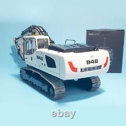 1/14 946 Electric hydraulic remote control metal excavator model childrens Gift
