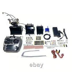 1/14 Model 946-3 RC Metal Remote Control Hydraulic Excavator-Adjustable Boom Wit