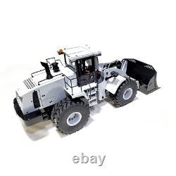1/14 RC Hydraulic Wheel Loader Model WA 470 RTR White