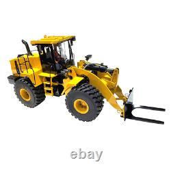 1/14 RC Hydraulic Wheel Loader Model WA 470 RTR Yellow