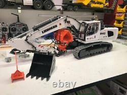 1/14 RC LifeLike Remote Control Metal Hydraulic Excavator Top Model-946 RC High