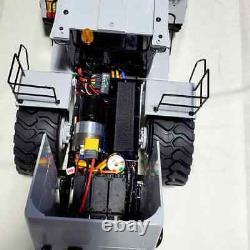 1/14 RC Remote Control Hydraulic Bulldozer Wheel Loader Construction Vehicle Mod