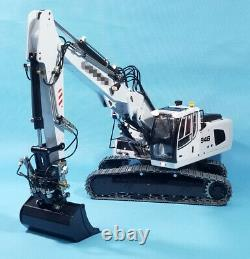 1/14 RC Remote Control Metal Hydraulic Excavator Model 946-3With Adjustable Boom