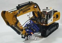 1/14 RC Remote Control Metal Hydraulic Excavator Model-946 Collectible Toy Gift