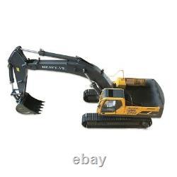 1/14 V2 Remote Control Yellow Hydraulic Excavator Model JDM-106