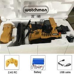 116 Remote Control Truck 8CH RC Bulldozer Machine on Control Car Toys for Boys