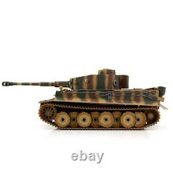 116 Torro German Tiger I RC Tank Infrared 2.4GHz Hobby Edition Camouflage