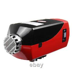 12V 8KW Diesel Air Heater Car Parking Heater Remote Control For Boat Truck SUV