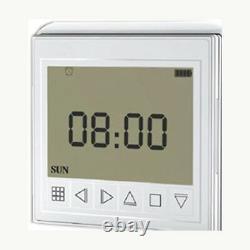 2-7M(276) Electric Smart Curtain Track, Remote Control, Mobile/Alexa/Google Home