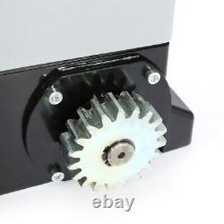 2000KG Sliding Electric Gate Door Opener Automatic Motor 6m Rack Remote Control