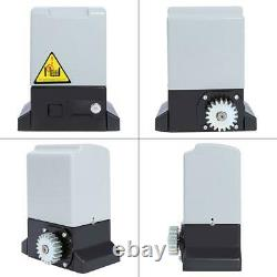 2000kg Automatic Sliding Gate Door Opener Open Strong Motor with Remote Control