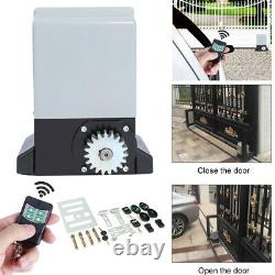 2000kg Sliding Gate Opener Electric Operator Automatic Motor with Remote Control