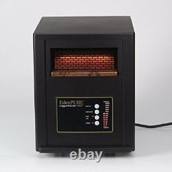 2019 EdenPURE A5551 CopperSMART 1000 Heater with Solid Copper PTC and Remote