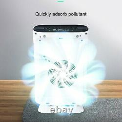 5-in-1 Air Purifier with True HEPA Filter Activated Carbon & Negative Ions UK