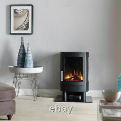 ACR Neo 3F Electric Stove Black 3 Sided