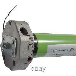 ALEKO Remote Controlled AC Tubular Motor for Retractable Patio Awning