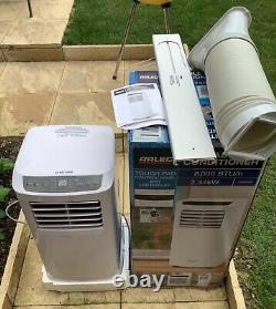 Arlec PA0803GB 8000 BTU/h Portable Cooling Air Conditioner Complete With Remote