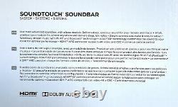 Bose SoundTouch Soundbar 300 System Bundle with Wireless Bass Module 789524-1100