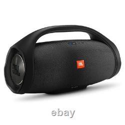 Brand New JBL Boombox 2 Portable Bluetooth Waterproof Audio Speaker Black