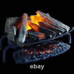 DIMPLEX Silverton Optimyst Electric Basket Fire LED EFFECT REMOTE NO HEAT NEW