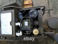 Dantherm Va-m15 Space Heater Diesel / Waste Oil MIX 230 Volts