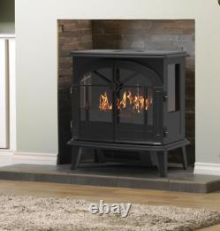 Dimplex Beckley Optimyst Electric Stove in Black, 2KW 2 YRS Guarantee BEC20