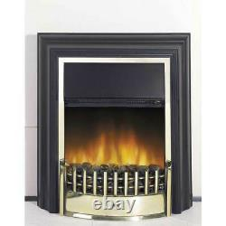 Dimplex CHT20 Cheriton Coal Bed Freestanding Electric Fire with Remote Control