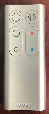 Dyson AM04 Hot + Cool Fan Heater Silver/White