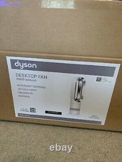 Dyson AM09 Hot and Cool Fan Heater White