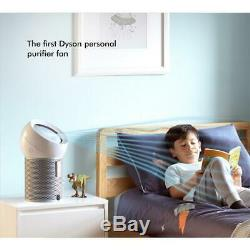 Dyson BP01 Pure Cool Me Personal Purifier Fan in White/Silver 2 Year Warranty