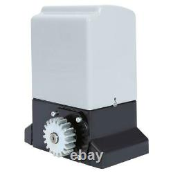 Electric Sliding Gate Opener Operator withRemote Control + Infrared Probe 2000kg