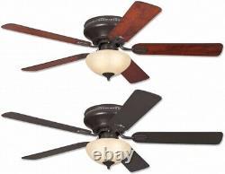 Everett 52 Westinghouse Ceiling Fan Expresso