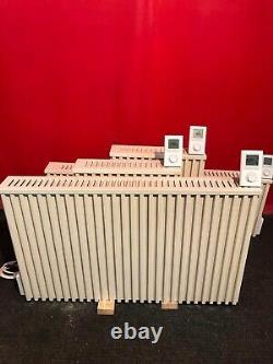 Fischer Future Heat 1800w Wireless Wall Mounted Radiator Heater Storage