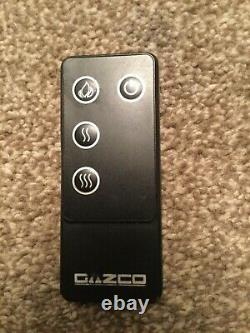 Gazco Electric Stove 2kw Remote Control