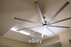 Industrial Ceiling Fan MaxxAir Massive Industrial Ceiling Fan 72, 88, 96