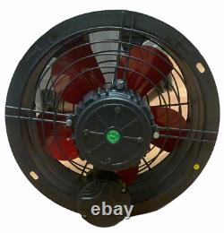 Industrial Commercial Round Frame Axial Extractor Fan, Air Blower Fan