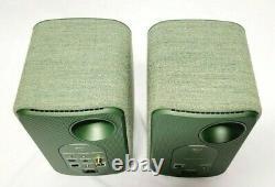 KEF LSX Wireless Music System (Green, Pair) LSX Green