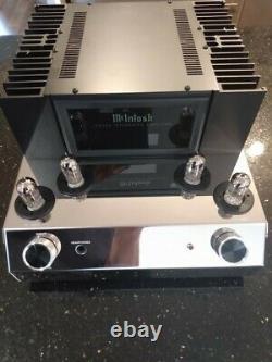 McIntosh Valve Amplifier MA252