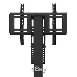 Motorized TV Mount Lift for 32 70 TVs Height Adjustable with Remote Controller