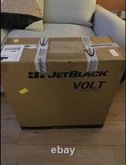NEW Jet Black Volt Smart Direct Drive Turbo Trainer