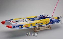 NEW PRO RC speed boat CAT 820EP V3 Twin Brushless Motor with 80A ESC2 and Servo