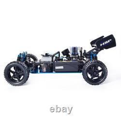 NITRO RC Car 1/10th Scale Two Gears Remote Control Car WITH STARTER AND FUEL