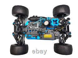 Petrol RC Car Truck Two Gears Remote Control Car With STARTER KIT & NITRO FUEL