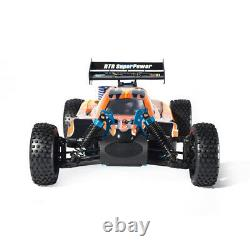 Petrol RC Car With -Two Gears- Remote Control Car With STARTER KIT & NITRO FUEL