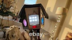 R2-d2 Remote Radio Controlled Life Size Star Wars Metal Robot! Watch My Video