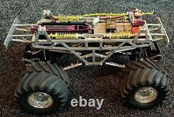 RC Remote Control 4X4 Project (Tamiya Metal Chassis) (For Parts/Not Working)