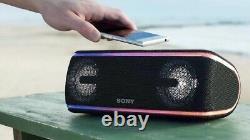 SONY SRS-XB41 Portable Wireless Bluetooth Waterproof Speaker Extra Bass Black