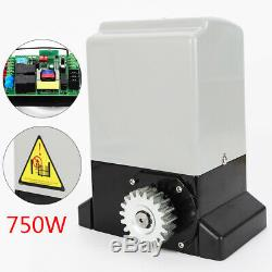 Sliding Gate Door Opener 2000KG Electric Automatic Motor with Remote Control IP44