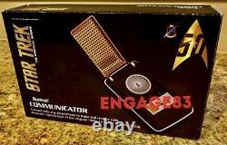 Star Trek phaser remote / Bluetooth Communicator Wand Company! Laid Off